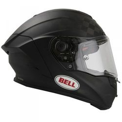 BELL PRO STAR SOLID BLACK MATT KASK INTEGRALNY