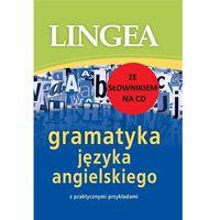Książki do nauki języka, Gramatyka Języka Angielskiego Z Praktycznymi Przykładami + Słownik Easylex 2 (opr. miękka)