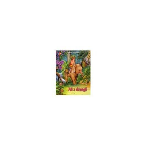 Książki dla dzieci, Ali z dżungli (opr. miękka)