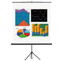 Ekran projekcyjny na statywie BASIC, 1500 x 1500 mm