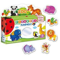 Mój Mały Świat Magnesów Zoo Rk2101-06