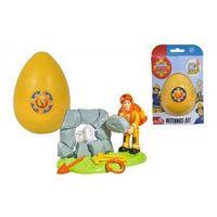 Pozostałe zabawki, Strażak Sam Zestaw ratunkowy w jajku