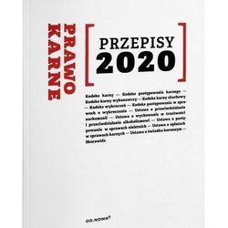Prawo karne przepisy 2020 - agnieszka kaszok (opr. broszurowa)