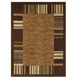 Dywan SOLAR brązowy 160 x 220 cm