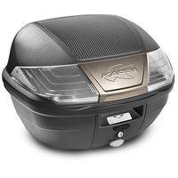 Kufry i bagażniki motocyklowe, KAPPA K400NT KUFER CENTRALNY 40L MONOLOCK ZAWIERA PŁYTĘ