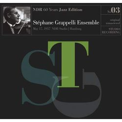 Grappelli Ensemble, Stephane - Ndr Years Jazz Edition No.03