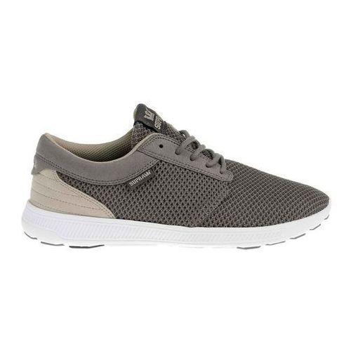 Męskie obuwie sportowe, buty SUPRA - Hammer Run Charcoal-White (036) rozmiar: 47.5