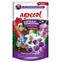 Kapsułki nawozowe do storczyków Agrecol 70 g