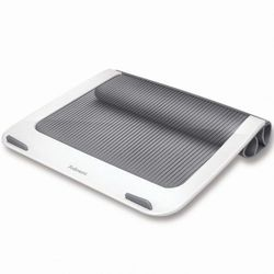Mobilna podstawa pod laptop I-Spire - biała