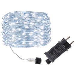 Lampki choinkowe 100 LED zewnętrzne