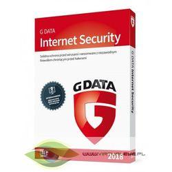 G DATA Internet Security 2018 BOX 3PC 1ROK