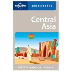 Rozmówki Lonely Planet Central Asia Phrasebook (opr. miękka)