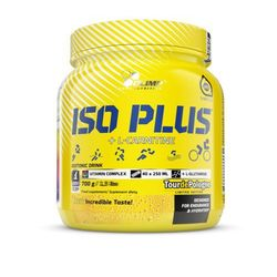 OLIMP Iso Plus Powder - 700g - Lemon