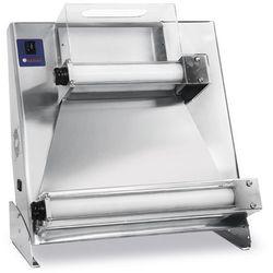 Elektryczna wałkownica do ciasta do pizzy z dwoma parami wałków, średnica 260-450 mm | HENDI, 226643