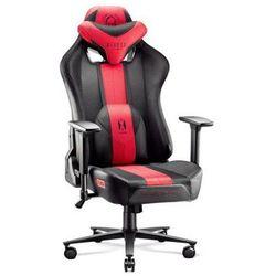 Fotel DIABLO CHAIRS New X-Player Czarno-czerwony