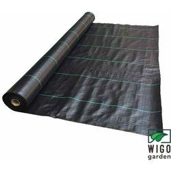 Agrotkanina czarna EXTRA GRUBA PP UV 100g/m2 50cm 10mb