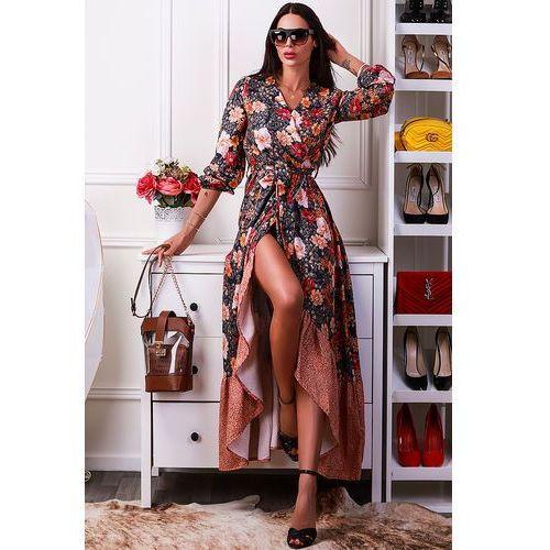 Suknie i sukienki, Sukienka BOHO