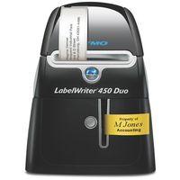 Drukarki termiczne, Drukarka etykiet Dymo LabelWriter 450 Duo (S0838920) Darmowy odbiór w 21 miastach! Raty od 21,66 zł