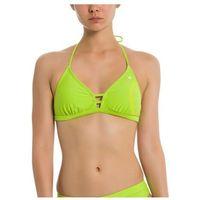 Stroje kąpielowe, strój kąpielowy BENCH - Triangle Top Placement Acid Lime (GR11425) rozmiar: S