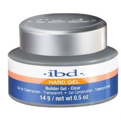 ibd LED/UV BUILDER GEL CLEAR Budujący żel LED/UV do paznokci (przezroczysty) - 14 G.