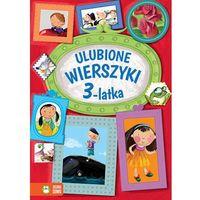 Książki dla dzieci, Ulubione wierszyki 3-latka - Opracowanie zbiorowe (opr. twarda)