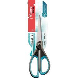 Nożyczki Essentials Soft 21cm asymetryczne MAPED