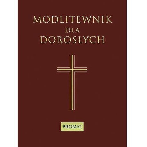 Książki dla dzieci, Modlitewnik dla dorosłych (brąz) (opr. twarda)