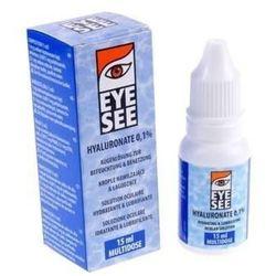 Eye See Hyaluronate 0,1 % 15 ml