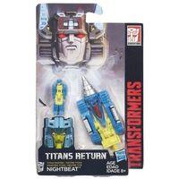 Figurki i postacie, Transformers Generations Titan Masters Nightbeat - Hasbro