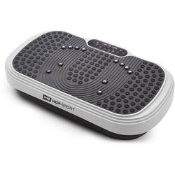 Platforma wibracyjna masażer HS-040VS Cube Hop-Sport biała - biały