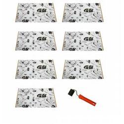 StP GB 3mm maty wygłuszające butylowe alubutyl