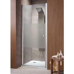 Radaway EOS DWJ 70 drzwi wnękowe wys. 197 cm szkło Intimato 37983-01-12N