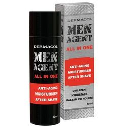 Dermacol Men Agent All In One Anti-Aging Moisturiser After Shave