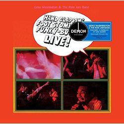 Geno & The Ra Washington - Live! -Gatefold/Hq-