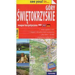 Góry Świętokrzyskie, 1:75 000 (opr. broszurowa)