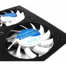AAB Cooling IceSilent HDD Cooler 1