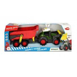 Happy Traktor z przyczepką. Darmowy odbiór w niemal 100 księgarniach!