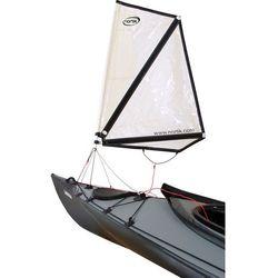 nortik Kayak Sail 0.8 for Faltboats biały 2018 Akcesoria kajakowe Przy złożeniu zamówienia do godziny 16 ( od Pon. do Pt., wszystkie metody płatności z wyjątkiem przelewu bankowego), wysyłka odbędzie się tego samego dnia.