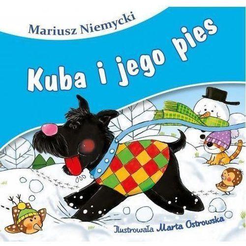 Książki dla dzieci, KUBA I JEGO PIES BAJKI DLA MALUCHA - Mariusz Niemycki (opr. kartonowa)