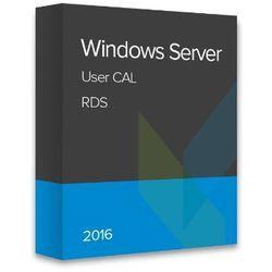 Windows Server 2016 RDS User CAL elektroniczny certyfikat
