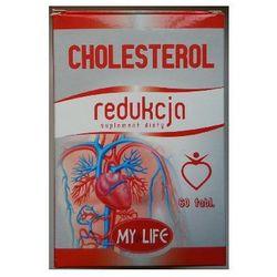 Cholesterol redukcja 60 tabl.