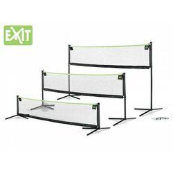 Exit Multi Sport 5000 - wielofunkcyjna siatka do tenisa badmintona siatkówki