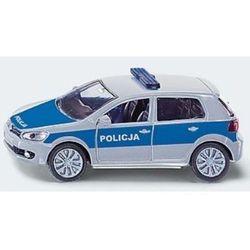 Policyjny wóz patrolowy. Darmowy odbiór w niemal 100 księgarniach!