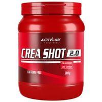 Kreatyny, ACTIVLAB Crea Shot 2.0 20 - Grapefruit