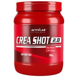 ACTIVLAB Crea Shot 2.0 20 - Grapefruit