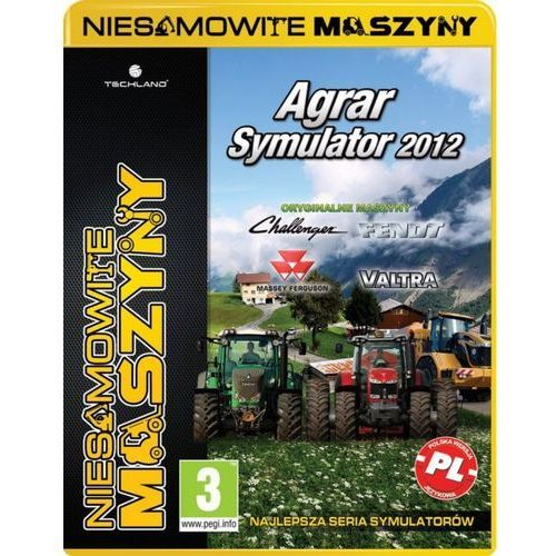 Gry na PC, Symulator Agrar 2012 (PC)