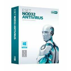 ESET NOD32 Antivirus BOX 1 - licencja na 3 lata ESET NOD32 Antivirus BOX 1 - desktop - licencja na 3 lata. Licencja uprawnia do pobrania najnowszej, dostępnej wersji programu