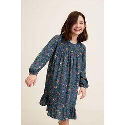 Mango Kids - Sukienka dziecięca Linda 110-152 cm