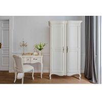 Szafy ubraniowe, Szafa 2-drzwiowa MICHELE blanc