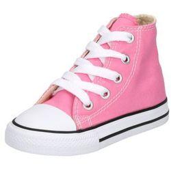 Converse CHUCK TAYLOR ALL STAR Tenisówki i Trampki wysokie pink Oferta ważna tylko do 2022-08-21